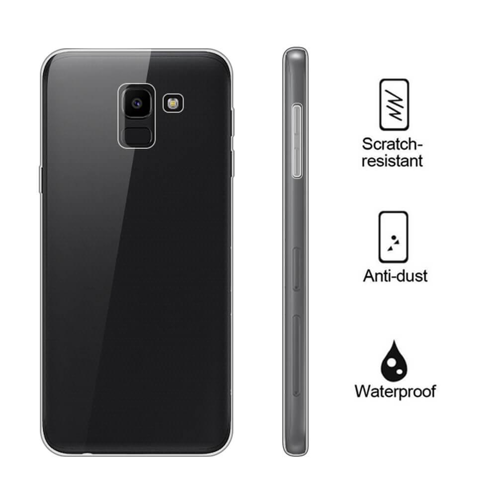 Coque Samsung Galaxy J6 Plus 2018Supreme Rouge Coque Compatible Samsung Galaxy J6 Plus 2018